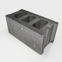 Cinder Block (CMU)