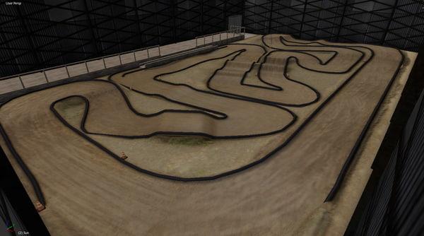 Rc Car Track: Rc Car Race Track 3d Model