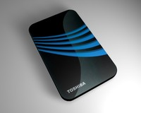 c4d toshiba portable hdd
