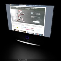 3d model tv samsung dnie