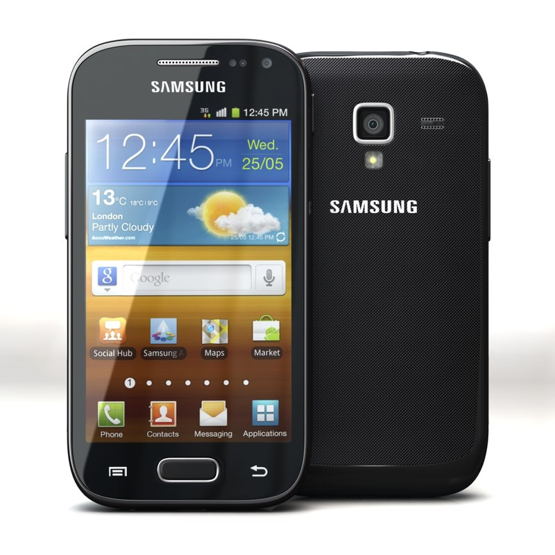 Samsung Galaxy Ace Hintergrundbilder