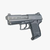 3dsmax koch gun