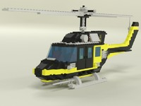 lego helicopter rescue max