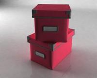 3d 2 boxes