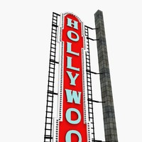 Hollwood Sign Theatre in Portland Oregon