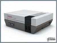 NES console only