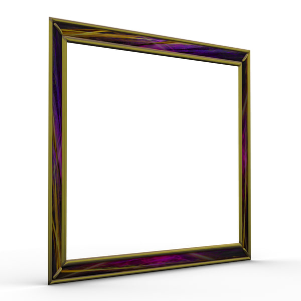 picture frames 6 max - Picture Frames Collection 6... by 3d_molier