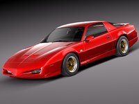 Pontiac Firebird Trans Am GTA 1991-1993