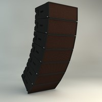 Speaker line array