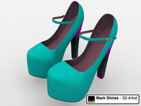 heel shoes max