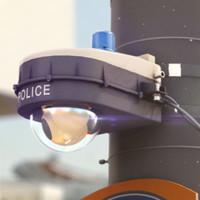3d police camera