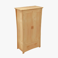 3d model cupboard child room
