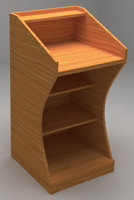 Speech Podium - Lectern