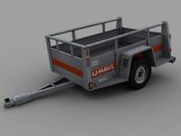 u-haul trailer max