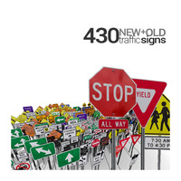430 Traffic Sign Collection(1)