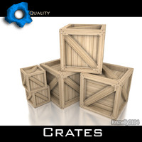 crates 3ds free