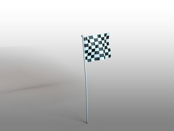 flag animation 3d model - Flag Animation... by Turricano
