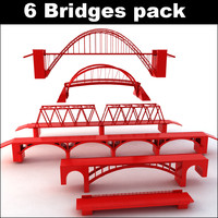 obj simple bridges
