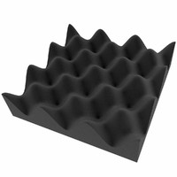 free dxf model acoustic foam