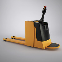 pallet truck electric