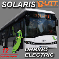 3d model solaris bus games