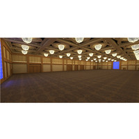 3d model seasons riyadh kingdom ballroom