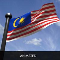 maya malaysian flag