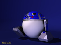 Angry Birds Star Wars R2D2