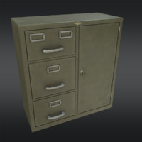 3d ready file cabinet