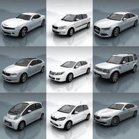 10 - City cars models F