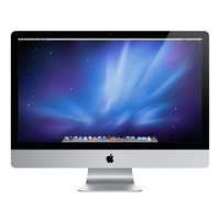 apple imac 27 3d obj