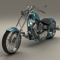 3d model chopper design