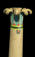 egypt column palm 3d 3ds