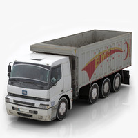 3d bmc pro 827 truck games model