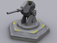 Light Laser Turret