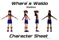 waldina s waldo obj