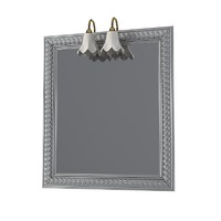 Eurodesign classic Bathroom wall Mirror
