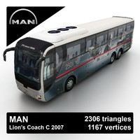2007 man lion s obj