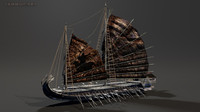 Barbarian Ship