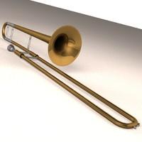 beginner trombone brass lwo