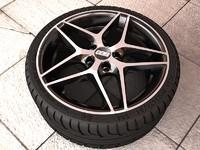 bbs cf wheel 3d model