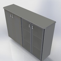 maya office cabinet furniture