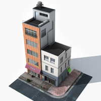 Japan building 002