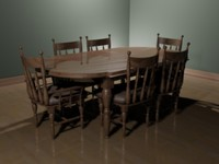 Diningroom Table Set