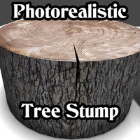 maya tree stump