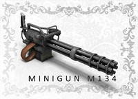 character gatling gun pz3