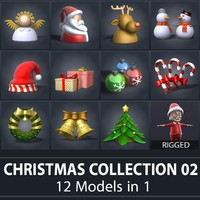 Christmas Collection 02
