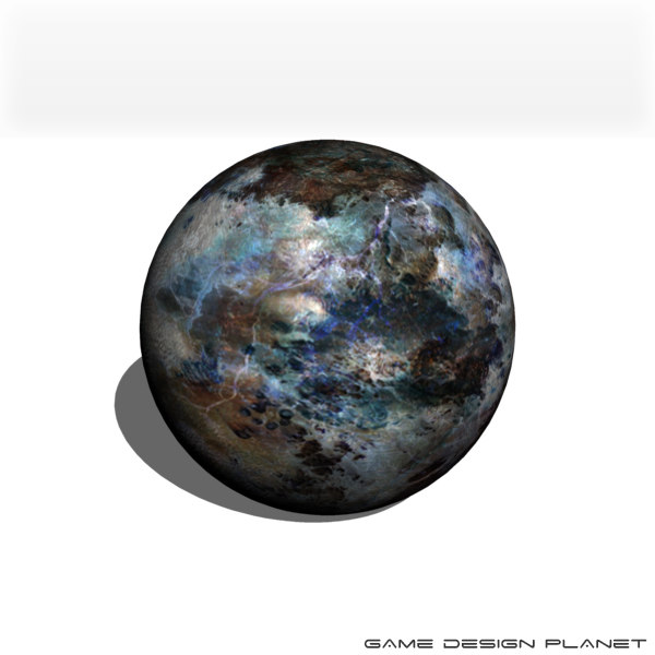 planets pack 3d obj - Solar System Pack... by Game Design Planet