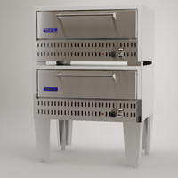 2 Deck Pizza Oven