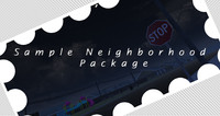 Sample Neighborhood Package